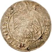 1 Grote - Heinrich II. von Schwarzburg – obverse
