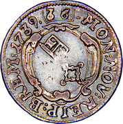 2 Grote – obverse