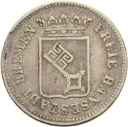 6 Grote – obverse