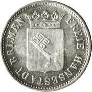 12 Grote – obverse