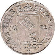 24 Grote – obverse
