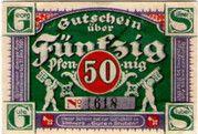 50 Pfennig (Bremen; Söllners Gute Stuben) – obverse
