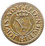 10 Pfennig - Bremen – obverse