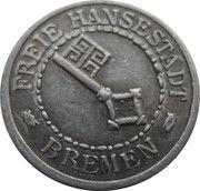 5 Pfennig  - Bremen – obverse