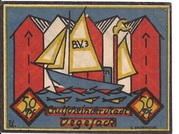 50 Pfennig (Vegesack) – obverse