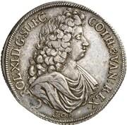 1 Thaler - Karl XI – obverse