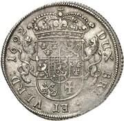 1 Thaler - Karl XI – reverse