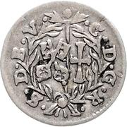 1/24 Thaler - Karl XI – obverse
