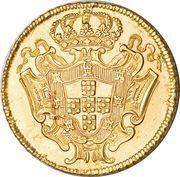 12 800 Réis - João V – reverse