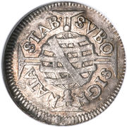 80 Réis - Pedro II – reverse