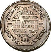 600 Réis - José I – reverse