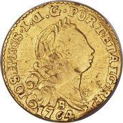 800 Réis - José I – obverse