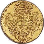 800 Réis - José I – reverse