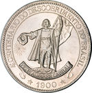 4000 Réis (400th Anniversary of the Discovery) – obverse