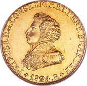 4000 Réis - Pedro I – obverse