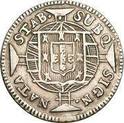 80 Réis - João VI – reverse