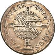 160 Réis - João Prince Regent – reverse
