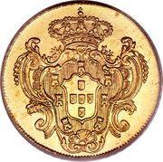 6400 Réis - Maria I – reverse