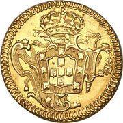 1600 Réis - José I – reverse