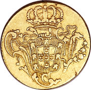 3200 Réis - José I – reverse