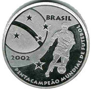 5 Reais (5th World Cup Championship) – obverse