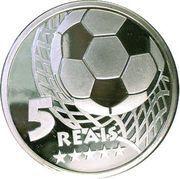 5 Reais (5th World Cup Championship) – reverse