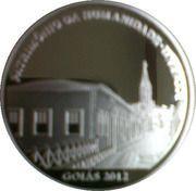 5 Reais (Goiás) – obverse