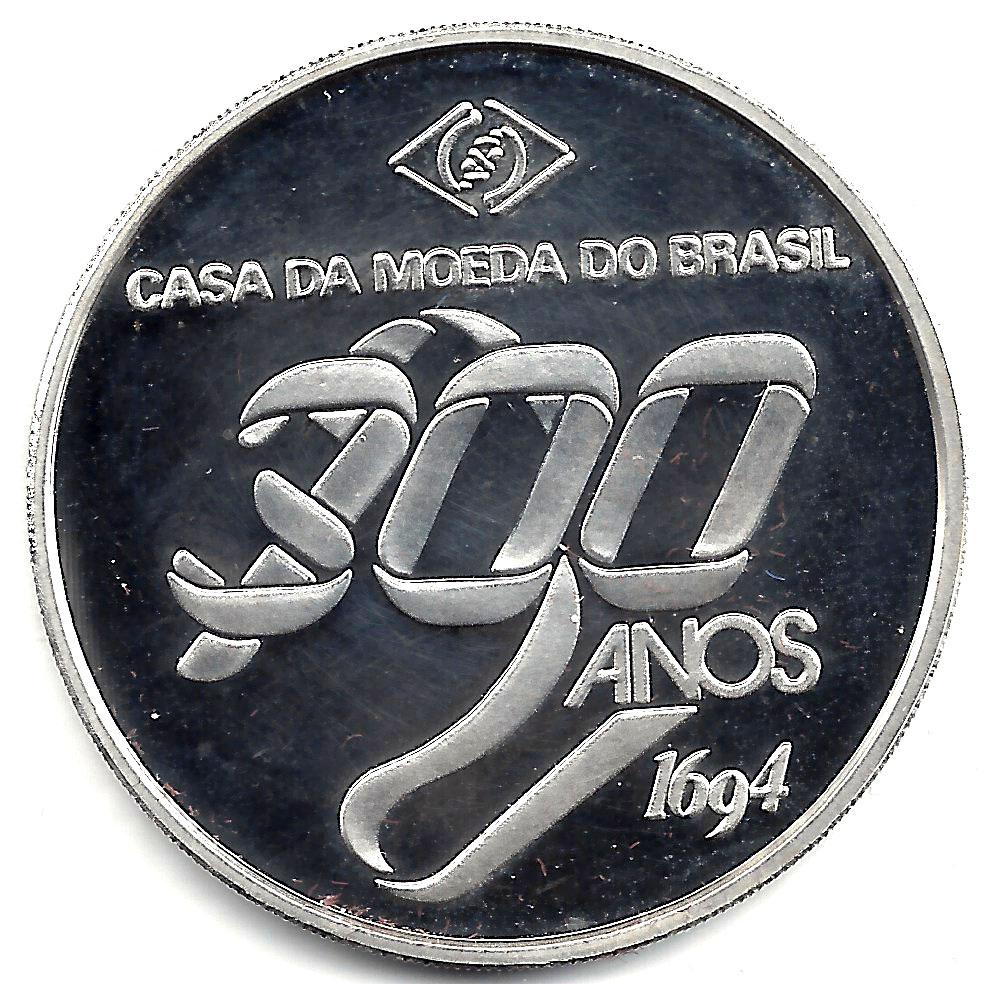 2 Reais (Casa da Moeda do Brasil) - Brazil – Numista