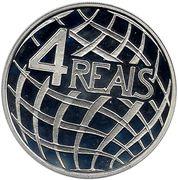 4 Reais (4th World Cup Championship) – reverse