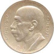 5000 Réis (Santos Dumont) – obverse