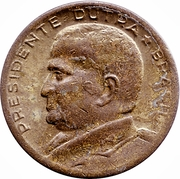 50 Centavos (Eurico Gaspar Dutra) – obverse