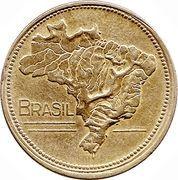 1 Cruzeiro – obverse