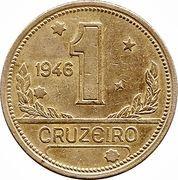 1 Cruzeiro -  reverse