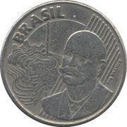 50 Centavos (Rio Branco; copper-nickel) -  obverse