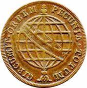 40 Réis - Maria I – reverse