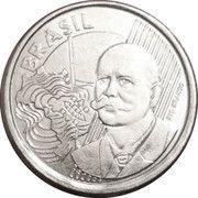 50 Centavos (Rio Branco; stainless steel) -  obverse