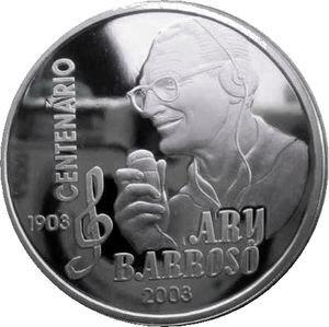 2 Reais (Ary Barroso) - Brazil – Numista