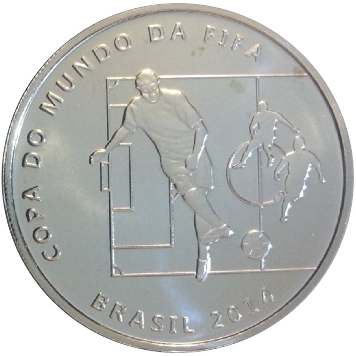 2 Reais (FIFA World Cup 2014 - Passing the Ball) - Brazil ...