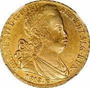 6400 Réis - João VI – obverse