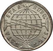 960 Réis - João Prince Regent -  reverse