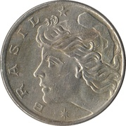 10 Centavos (non magnetic) -  obverse
