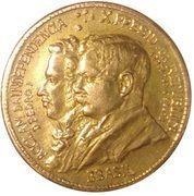 500 Réis (Independence Centennial) – obverse