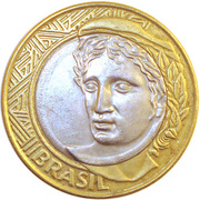 1 Real -  obverse