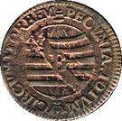 5 Réis - José I (Bahia Mint) – reverse