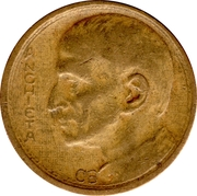 1000 Réis (Anchieta, small type) – obverse