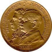 1000 Réis (Independence Centennial) -  obverse