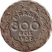 300 Réis -  reverse