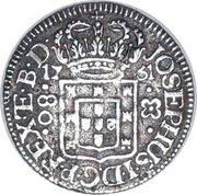 80 Réis - José I – obverse