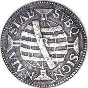 80 Réis - José I – reverse