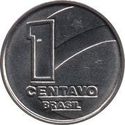 1 Centavo (Cowboy) -  obverse